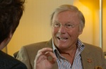 """Batman"" star and ""Family Guy"" regular Adam West"