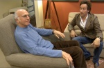 """Seinfeld"" creator and star of ""Curb Your Enthusiasm"" Larry David"
